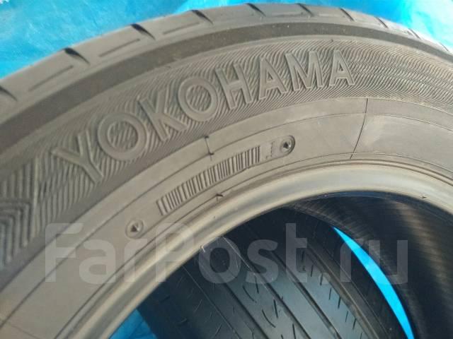 Yokohama Avs dB decibel E70. Летние, 2010 год, износ: 30%, 2 шт