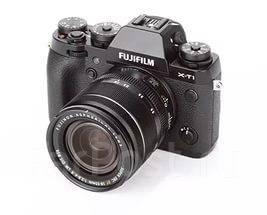 Fujifilm X-T1 Kit. 15 - 19.9 Мп, зум: без зума