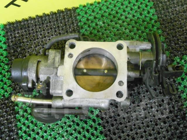 Заслонка дроссельная. Toyota Windom, VCV10, VCV11 Toyota Scepter, VCV10, VCV15W, VCV15 Двигатели: 3VZFE, 4VZFE