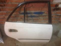 Дверь задняя правая Toyota Carina at191, at190, st195, ct190,ct195