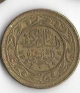 50 миллимов 1997г. Тунис