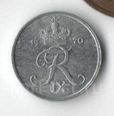 1 эре 1970г. Дания