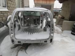 Задняя часть автомобиля. Toyota Probox, NCP51V