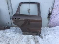 Дверь боковая. Volkswagen Touareg, 7P5