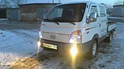 Hyundai Porter II. Продам отличный семейный грузовичек, 2 500 куб. см., 1 000 кг.