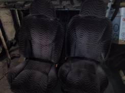 Обогреватель сидений. Nissan Primera, P11