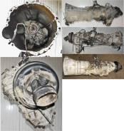 Механическая коробка переключения передач. Nissan Safari, WYY60 Двигатель RD28T