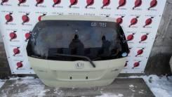 Крышка багажника. Honda Jazz, GD1 Honda Fit, GD4, GD3, GD2, GD1