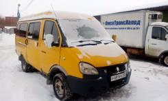 ГАЗ 322132. Продается газ 322132, 2 400 куб. см., 13 мест