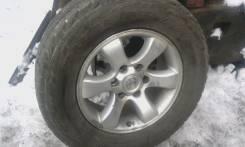 Продам колеса. 7.0x17 6x139.70 ET30