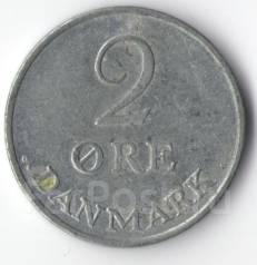 2 эре 1969г. Дания