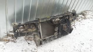 Рамка радиатора. Nissan Skyline, ER33, ENR33, HR33, BCNR33, ECR33 Двигатель RB25DET