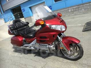 Honda GL 1800. 1 800 куб. см., птс, без пробега