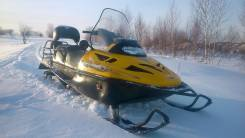 BRP Ski-Doo Skandic WT LC 600. исправен, есть птс, с пробегом