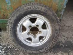 Продам колесо 205/70/14 на Toyota Town Ace 1000р. 14.0x14 5x139.70 ET-35