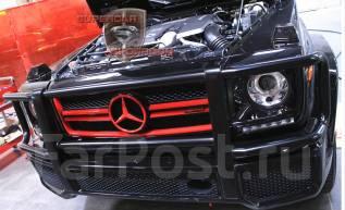 Решетка радиатора. Mercedes-Benz G-Class, W463. Под заказ