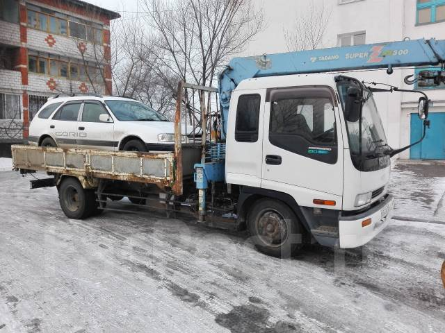 Эвакуатор во Владивосток за 10000р