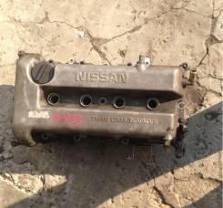 Головка блока цилиндров. Nissan Bluebird, EU14, ENU14, HNU14, FHP11, HNP11, P11, WHNP11, WP11 Nissan Primera, HNP11, FHP11, P11, WHNP11, WP11 Двигател...