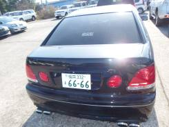 Стекло заднее. Toyota Aristo, JZS161