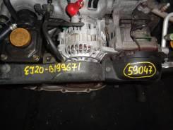 Двигатель. Subaru Forester Двигатель EJ205