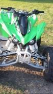 Kawasaki KFX. исправен, есть птс, с пробегом