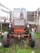ЮМЗ 6. Трактор