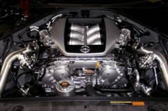 Двигатель в сборе. Nissan GT-R Двигатель VR38DETT