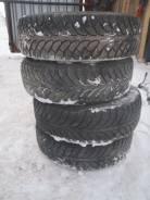 Amtel NordMaster 2. Зимние, без шипов, 2006 год, износ: 30%, 4 шт