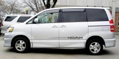 Наклейка. Toyota Noah