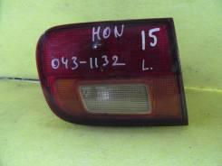 Вставка багажника. Honda Civic