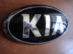 Эмблема багажника. Kia Rio