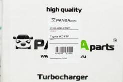 Турбина. Toyota Land Cruiser Prado, FTV, KDJ120 Двигатель 1KDFTV