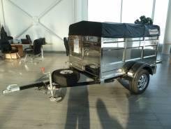 Курганские прицепы. Прицеп, 750 кг.