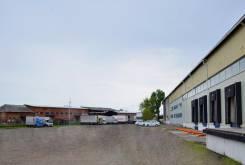 Новый склад 8500 кв. м. с заведенной ж/д веткой. 8 500 кв.м., улица Механизаторов 8а, р-н На выезде из города