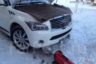 Отогрев автомобиля в Хабаровске