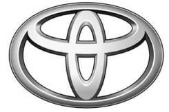 Эмблема багажника. Toyota Corolla, ZZE120, ZZE121, ZZE122, ZZE123, CDE120 Toyota Wish, ANE11, ZNE10, ANE10, ZNE14 Toyota Highlander, MCU20, ACU20, MCU...