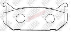 Колодка тормозная. Mazda: Autozam Clef, Eunos 500, MPV, MX-6, Cronos, Capella, MS-8 Ford Telstar