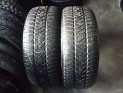 Pirelli Scorpion Winter. Зимние, без шипов, 2012 год, износ: 20%, 2 шт