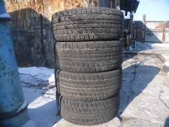 Dunlop. Зимние, без шипов, 2007 год, износ: 20%, 4 шт