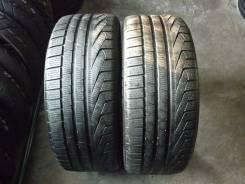 Pirelli W 240 Sottozero. Зимние, без шипов, 2015 год, износ: 10%, 2 шт