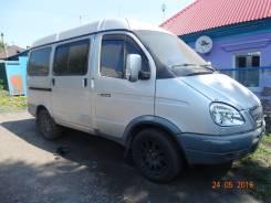 ГАЗ 22171. Продается пассажирский соболь, 2 464 куб. см., 10 мест