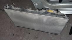 Радиатор охлаждения двигателя. Toyota Camry Gracia Двигатель 2MZFE