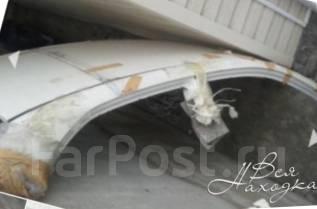 Крыша. Toyota Corolla Axio, NZE141