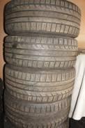 Bridgestone Blizzak LM-35. Зимние, без шипов, износ: 30%, 4 шт