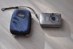 Canon Digital IXUS 900 Ti. 10 - 14.9 Мп, зум: 3х