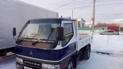 Mitsubishi Canter. Самосвал mitsubishi kanter, 4 200 куб. см., 3 000 кг.