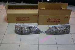 Фара. Toyota Cresta, JZX100
