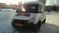 ГАЗ 322132. Продается пассажирская Газель 2008 год, 2 400 куб. см., 13 мест