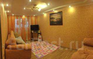 3-комнатная, улица Комсомольская (пос. Южно-Морской) 10. Ливадия, частное лицо, 59 кв.м.