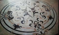 Укладка кафеля и мозайки